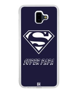 Coque Galaxy J6 Plus – Super Papa
