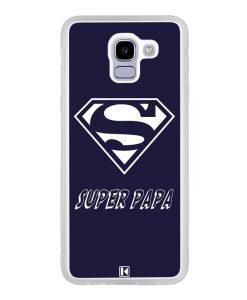 Coque Galaxy J6 2018 – Super Papa