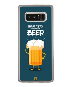 Coque Galaxy Note 8 – Start with a beer
