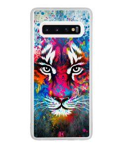 Coque Galaxy S10 – Extoic tiger