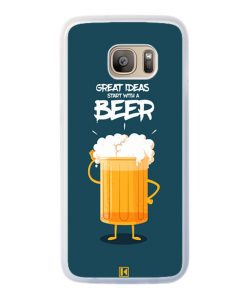 Coque Galaxy S7 Edge – Start with a beer