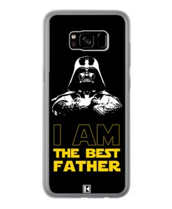 Coque Galaxy S8 Plus –Dark Father