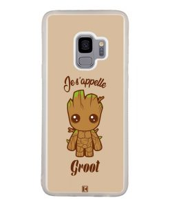 Coque Galaxy S9 – Je s'appelle Groot