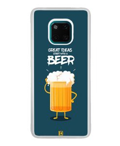 Coque Huawei Mate 20 Pro – Start with a beer