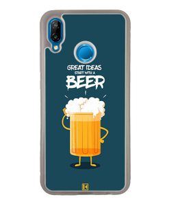 Coque Huawei P20 Lite – Start with a beer