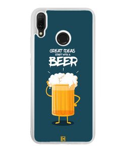 Coque Huawei Y9 2019 – Start with a beer