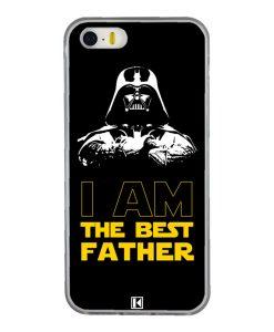 Coque iPhone 5/5s/SE – Dark Father