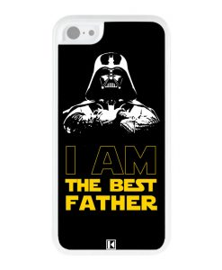 Coque iPhone 5c – Dark Father