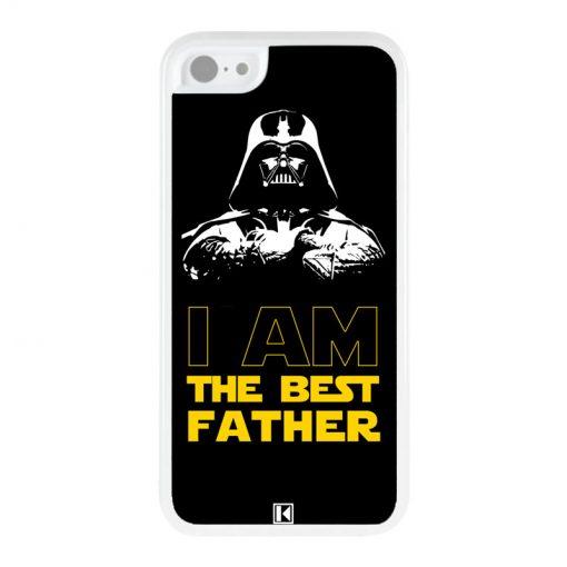 Coque iPhone 5c – Dark Father