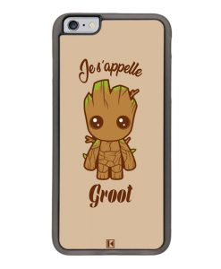Coque iPhone 6 Plus / 6s Plus – Je s'appelle Groot