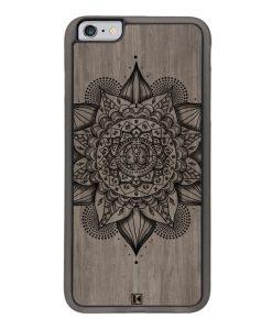 Coque iPhone 6 Plus / 6s Plus – Mandala on wood