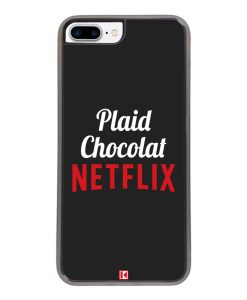theklips-coque-iphone-7-plus-iphone-8-plus-rubber-plaid-chocolat-netflix