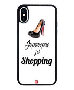 theklips-coque-iphone-x-rubber-noir-je-peux-pas-jai-shopping