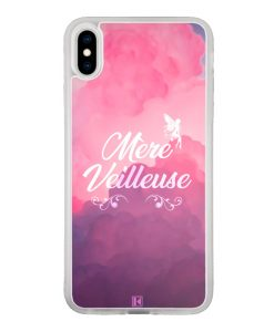 Coque iPhone Xs Max – Mère veilleuse