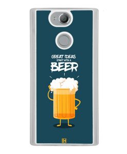Coque Xperia XA2 – Start with a beer