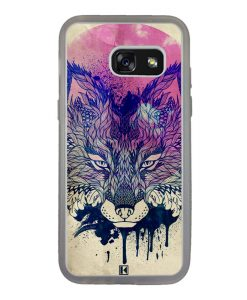 Coque Galaxy A3 2017 – Fox face