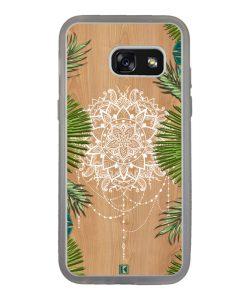 Coque Galaxy A3 2017 – Tropical wood mandala
