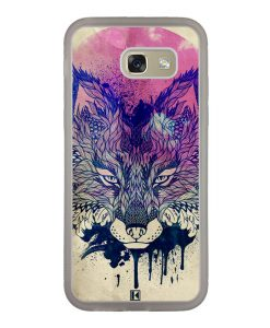 Coque Galaxy A5 2017 – Fox face