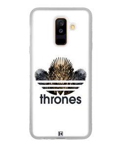 Coque Galaxy A6 Plus – Thrones