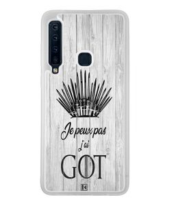 Coque Galaxy A9 2018 – Je peux pas j'ai Game of Thrones