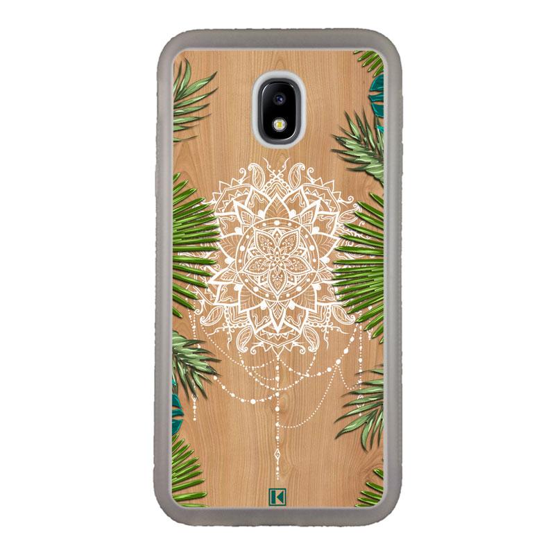 coque huawei y6 2019 tropical