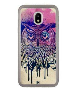 Coque Galaxy J5 2017 – Owl face