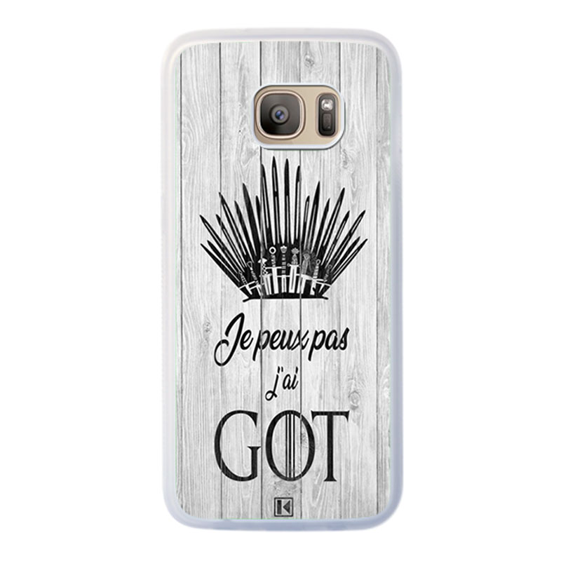 coque galaxy s7 game of thrones