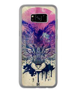Coque Galaxy S8 Plus – Fox faced