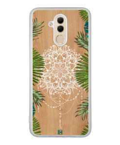 Coque Huawei Mate 20 Lite – Tropical wood mandala