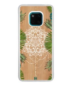 Coque Huawei Mate 20 Pro – Tropical wood mandala