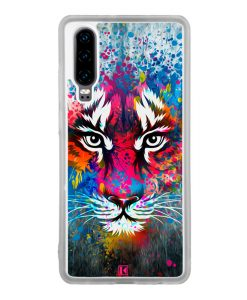Coque Huawei P30 – Exotic tiger