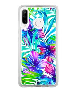 Coque Huawei P30 Lite – Exotic flowers