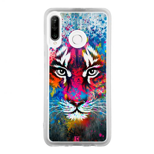 Coque Huawei P30 Lite – Exotic tiger
