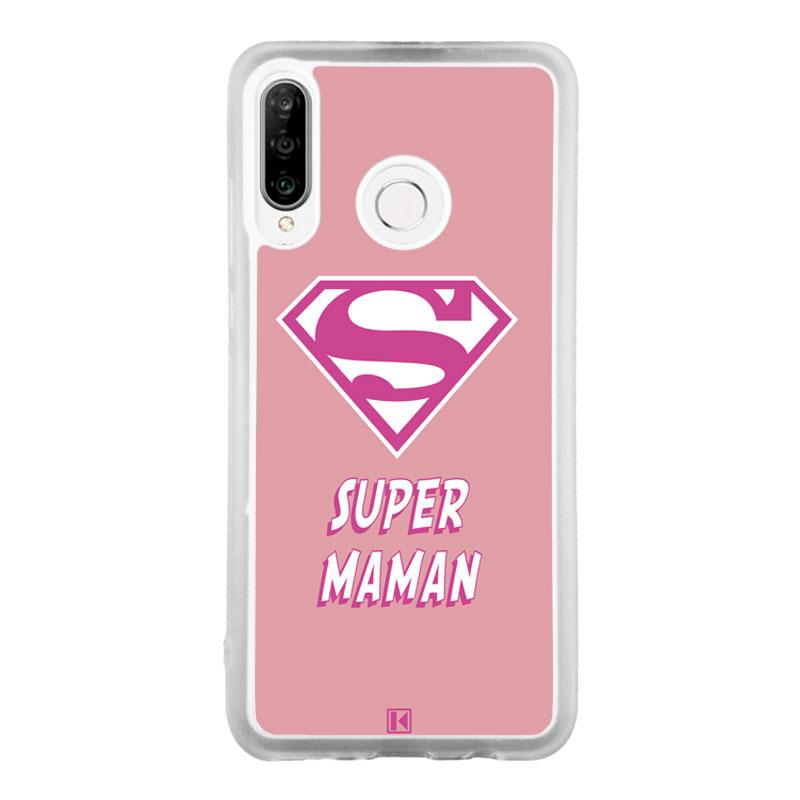 coque huawei p30 lite superman