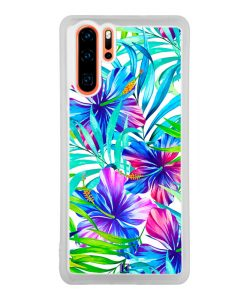Coque Huawei P30 Pro – Exotic flowers