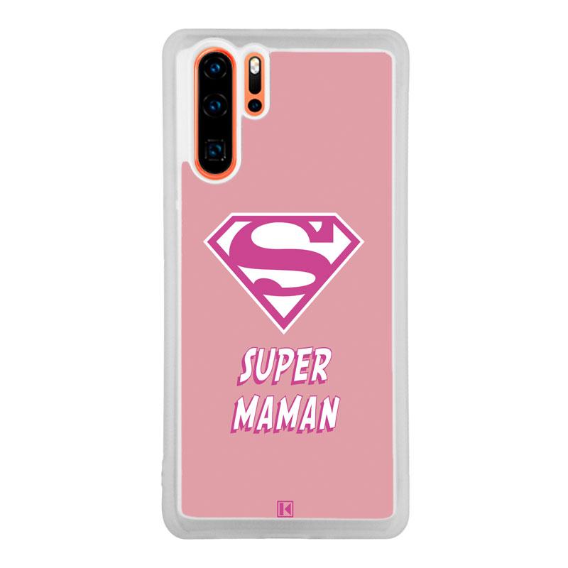 coque huawei p30 pro superman