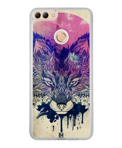 Coque Huawei Y9 2018 – Fox face