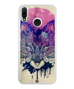 Coque Huawei Y9 2019 – Fox face