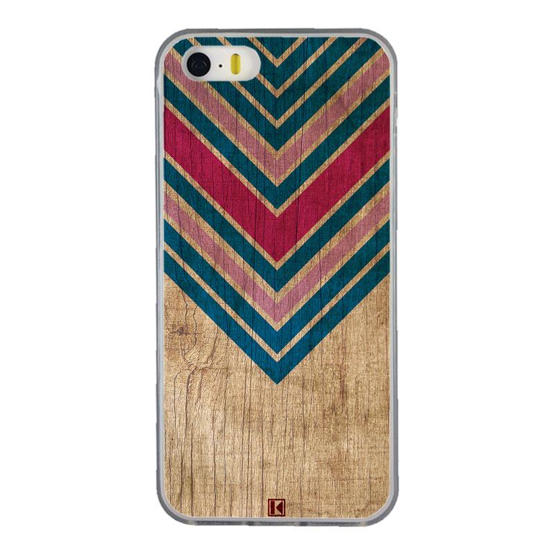 coque iphone 5 wood
