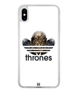 Coque iPhone Xs Max – Thrones
