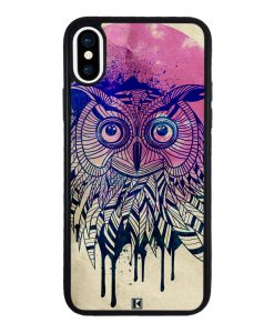 theklips-coque-iphone-xs-noir-olw-face