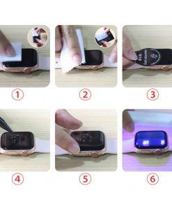 theklips-verre-trempe-apple-watch-adhesive-liquid-detail