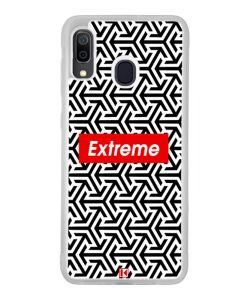 Coque Galaxy A30 – Extreme geometric