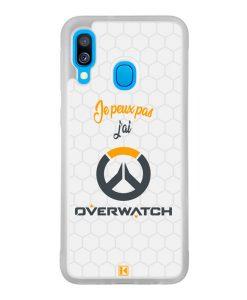 Coque Galaxy A40 – Je peux pas j'ai Overwatch