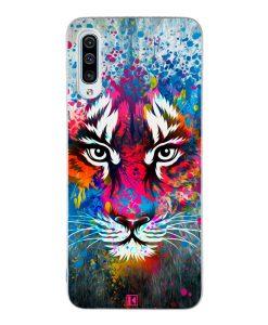 Coque Galaxy A50 – Exotic tiger