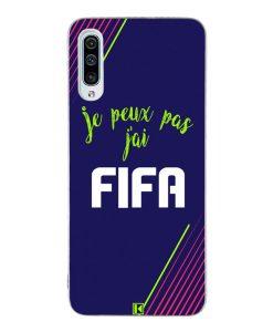 Coque Galaxy A50 – Je peux pas j'ai FIFA
