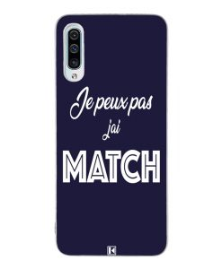 Coque Galaxy A50 – Je peux pas j'ai Match