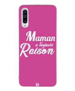 Coque Galaxy A50 – Maman a toujours raison