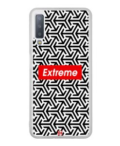 Coque Galaxy A7 2018 – Extreme geometric