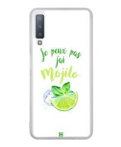 Coque Galaxy A7 2018 – Je peux pas j'ai Mojito
